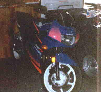 1992 CBR 600 F2