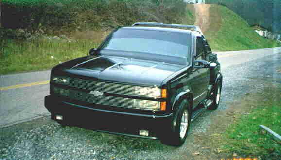 1988 C1500 Sportside